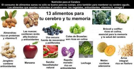 alimentos-cerebro-y-mejorar-memoria
